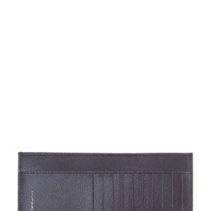 Кардхолдер из фактурной кожи с карманом на молнии MORESCHI Италия