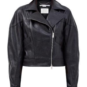 Байкерская куртка Skin Free Skin с объемными рукавами STELLA McCARTNEY Италия