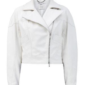 Куртка из текстурированной эко-кожи Skin Free Skin STELLA McCARTNEY Италия