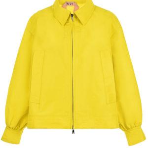 Желтая куртка No. 21