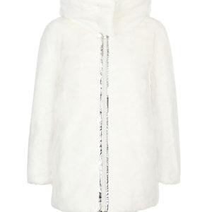 Двусторонняя куртка с капюшоном Yves Salomon